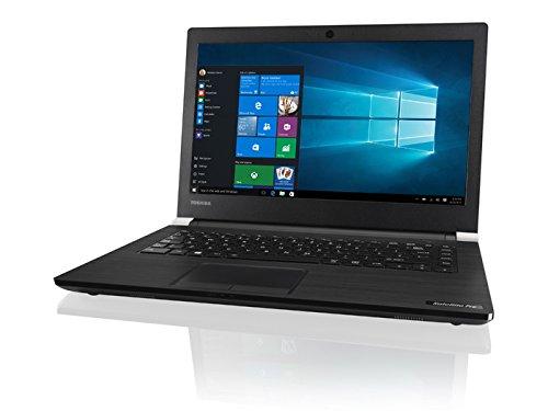 """Toshiba Satellite Pro A40-C-1ED 2.3GHz i5-6200U Intel Core i5 della sesta generazione 14"""" 1366 x 768Pixel Nero, Grafite Computer portatile"""
