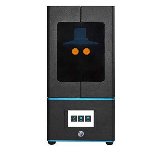 TRONXY Ultrabot SLA 3D-Drucker mit Touchscreen, 5,5-Zoll-Bildschirm zum schnellen Schneiden von Druckgröße 4. 65 x 2,6 x 7,08 Zoll - 2