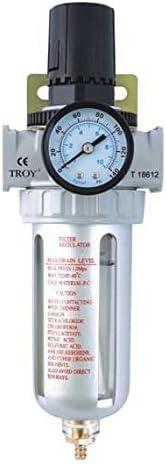 Troy T 18612 Şartlandırıcı, Filtre + Regülatör, 1/2 Npt