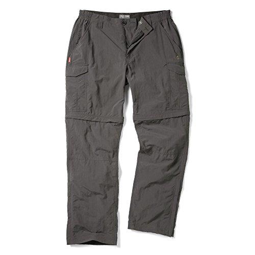 Craghoppers Nosilife - Pantalon transformable - Homme Ecorce