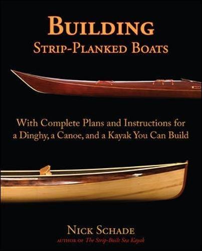 Building Strip-Planked Boats (International Marine-RMP) par Nick Schade