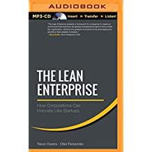 The Lean Enterprise: How Corporations Can Innovate Like Startups