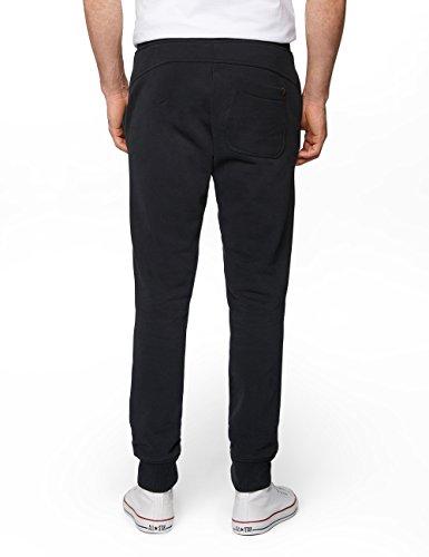 Bench Logo Jogger Pantaloni jogging nero Nero