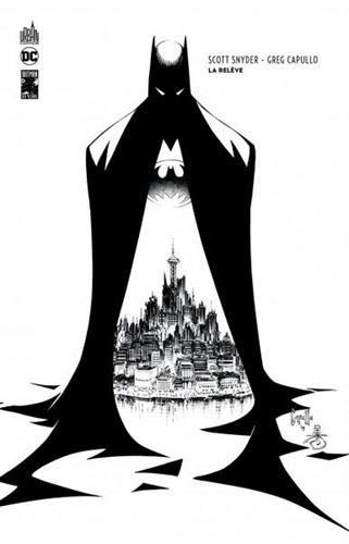 Batman, Tome 5 : La relève par  (Album - May 24, 2019)