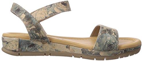 Marc Shoes  1.606.01-32/830-Melody, Sandales pour femme Multicolore - Mehrfarbig (multicolor 830)