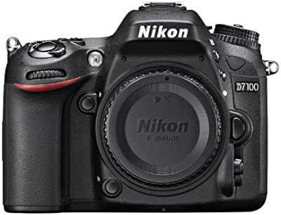 Nikon D7100 - Cámara réflex digital de 24.1 Mp (pantalla 3.2
