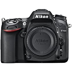 Nikon D7100 Appareil photo numérique Réflex 24,1 Mpix Boîtier Nu Noir
