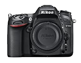 Nikon D7100 Digital SLR Camera Body (24.1 MP, 3.2 inch LCD)