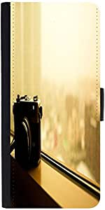 Snoogg Vintage Style Photographydesigner Protective Flip Case Cover For Samsu...