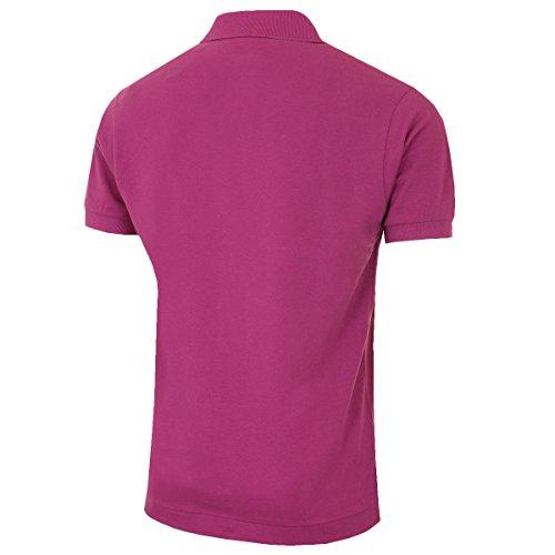 Lacoste Herren Poloshirts Poloshirt Purple