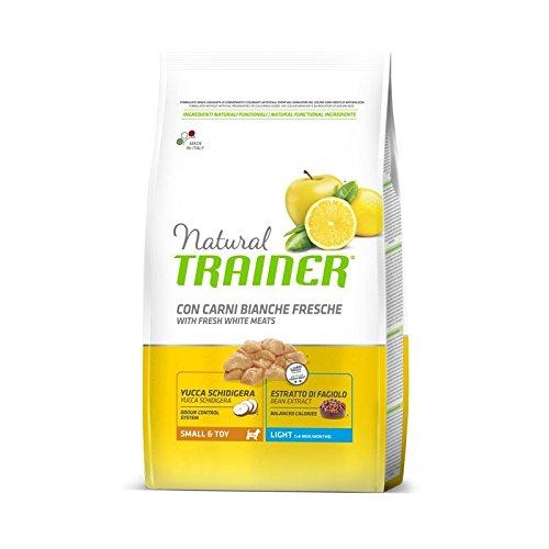 Croccantini per cani natural trainer light con carni bianche fresche - 2 x 2 kg - promo quantità