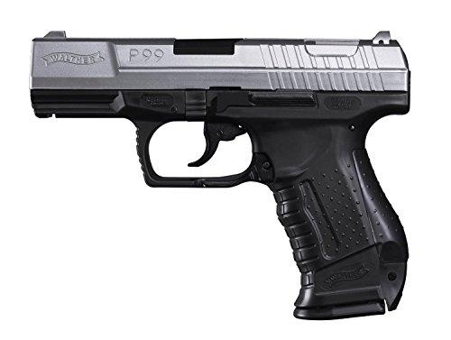 """Umarex Soft-Air Pistole """"Walther P 99"""" - Mit Ersatzmagazin - Max. 0,5 J - System: Federdruck"""