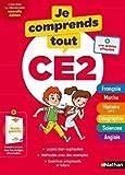 Je comprends tout CE2 - Tout en un (cours + exercices)