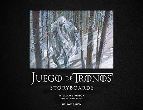 Juego de Tronos. Storyboards (Series y Películas)
