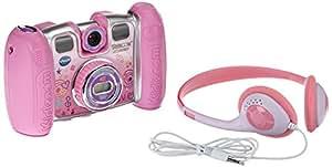 VTech 80-140854 - Kidizoom Connect Digitalkamera, pink