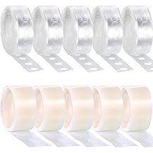 10 Piezas de Guirnalda de Arco de Globos Kit de Tira 5 Rollos 16 Pies de