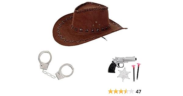 Pistolet de Cow-boy, ,Farwest,Cowboy,Texas,Far west,Déguisement sachet de 2