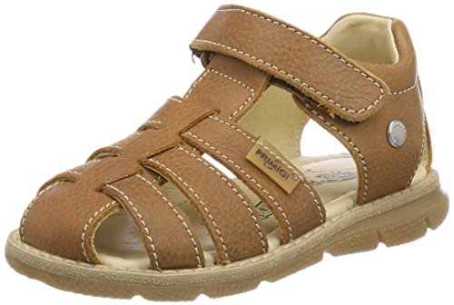 Primigi ppd 14125, sandali punta chiusa bambino, marrone (cognac), 26 eu