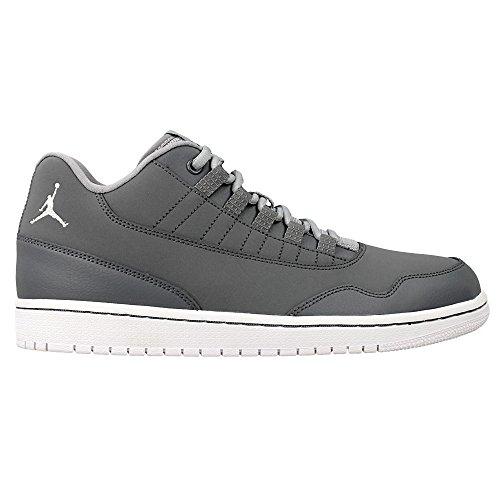 Nike Jordan Executive Low, espadrilles de basket-ball homme Bleu - Azul (Cool Grey / White-Wlf Grey-White)
