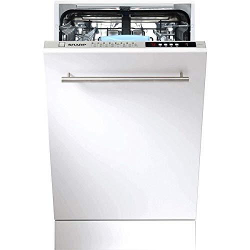 SHARP - Lave vaisselle tout integrable 45 cm QWS 32 I 472 X -