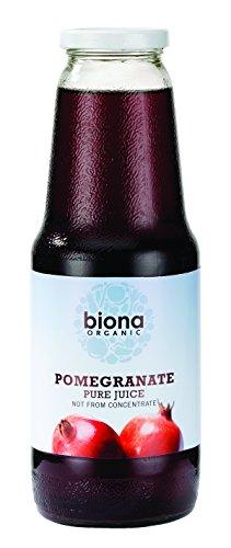 BIONA Granatapfel Saft pur - 1000ml