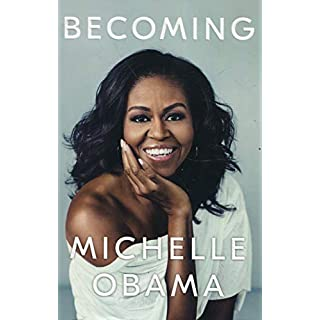 Becoming (English - UK Edition)