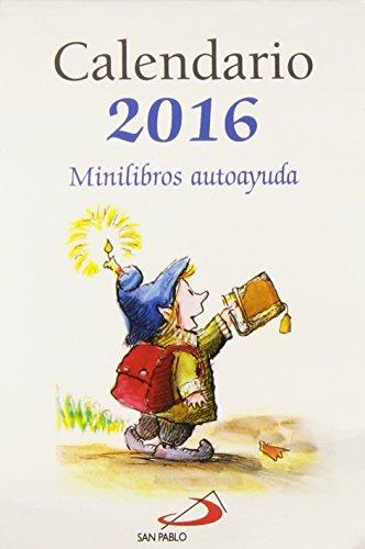 Calendario Minilibros Autoayuda 2016