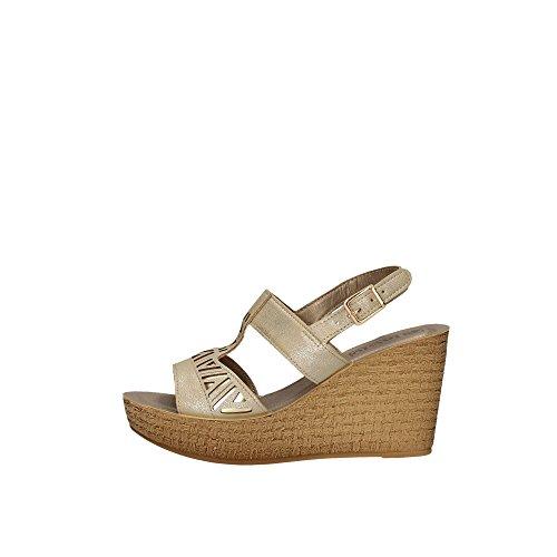 Inblu Sandale pour Femmes Lacets MainApps