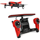 Parrot Bebop Drone with Sky Controller - Red