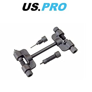 US PRO Heavy Duty Motorcycle Cam Chain Breaker And Riveting Tool 6810