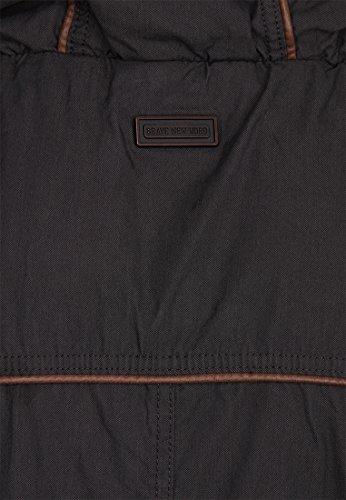 Naketano Male Jacket Old Boy Black
