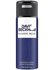 David Beckham Classic Blue Déodorant 150 ml