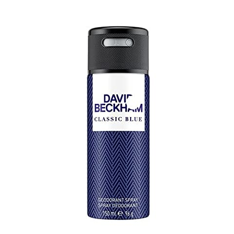 David Beckham Classic Blue Déodorant 150