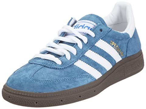 adidas Originals Handball Spezial 033620, Herren Low-Top Sneaker, Blau (Blue/Running White Ftw), EU 42 2/3