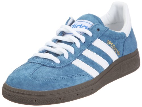 adidas Originals Handball Spezial 033620, Herren Low-Top Sneaker, Blau (Blue/Running White Ftw), EU 46