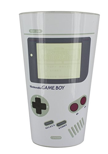Nintendo Game Boy Colour Change Glass. Add a cold drink and the screen will appear!