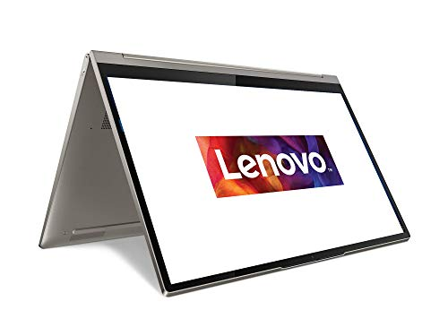 Lenovo Yoga C940 35,6 cm (14,0 Zoll Full HD IPS Touch) Slim Convertible Notebook (Intel Core I5-1035G4, 8GB RAM, 512GB SSD, Intel Iris Plus Grafik, Windows 10 Home) champagner