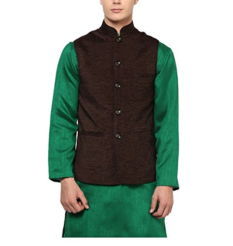 Yepme Men's Blended Nehru Jackets - Ypmnjkt0095-$p