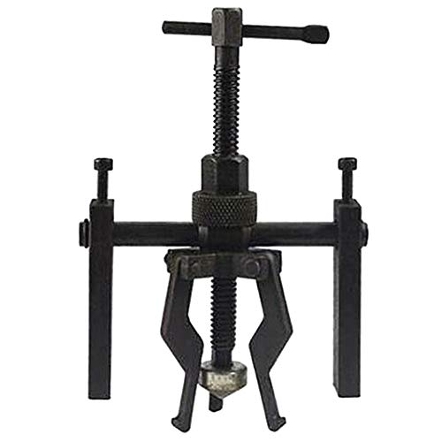 Selotrot Three Jaw Type Puller Strong Pull Force Tool for Remove All Sleeve-Type Bearings -