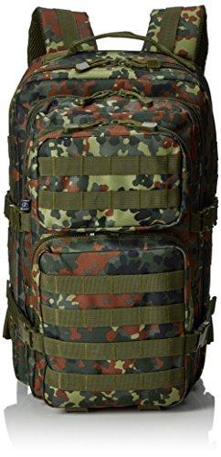 Brandit US Cooper Rucksack Large - 40 Liter - Flecktarn
