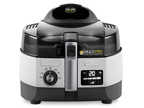 DeLonghi MultiFry Extra Chef Heißluftfritteuse/Multicooker