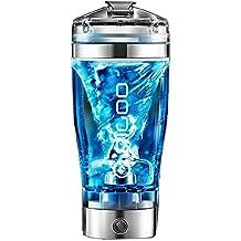 Bouteille mélangeur,Digoo DG-VX1 Shaker protéines à vortex électrique,Mélangeur de vortex auto,Bouteille mélangeurs électriques pour les jus Cocktails café thé Shaker Cup Mixer Original