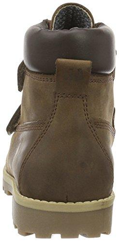 FRODDO Froddo Unisex Kids Ankle Boot Waterproof, Bottes courtes avec doublure chaude mixte enfant Marron - Marron