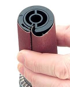 Neutechnik Exzenter-Schleifrolle D35 mm für die Bohrmaschine