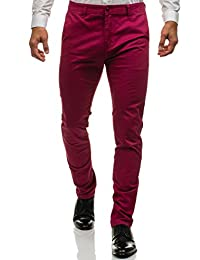 BOLF – Pantalon – Chino – Business – Classique – Club – Casual – Homme [6F6]