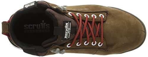 Scruffs Switchback Sb-p, Bottes de sécurité Homme, Marron (Brown), 44 EU ( 10 UK  ) Marron (Brown)