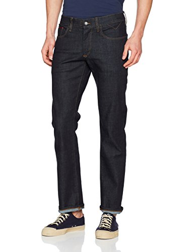 Tommy Jeans Herren Jeans Original Straight Ryan Rinsc Blau (RINSE COMFORT 498)