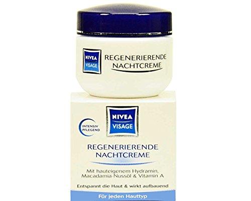 Nivea Visage - Regenerierende Nachtcreme (50 ml)