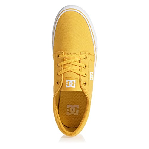 DC Shoes Herren Trase TX Sneaker Gelb (Yellow/Gold Ywg)