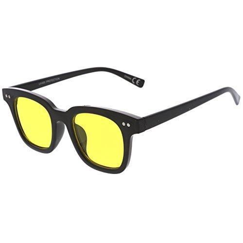 sunglassla-lunettes-de-soleil-wayfarer-homme-taille-unique-noir-taille-unique